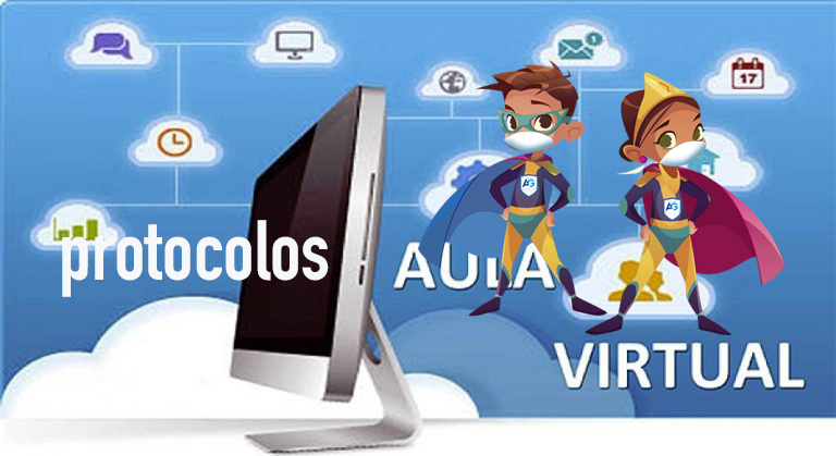 Protocolos clases online